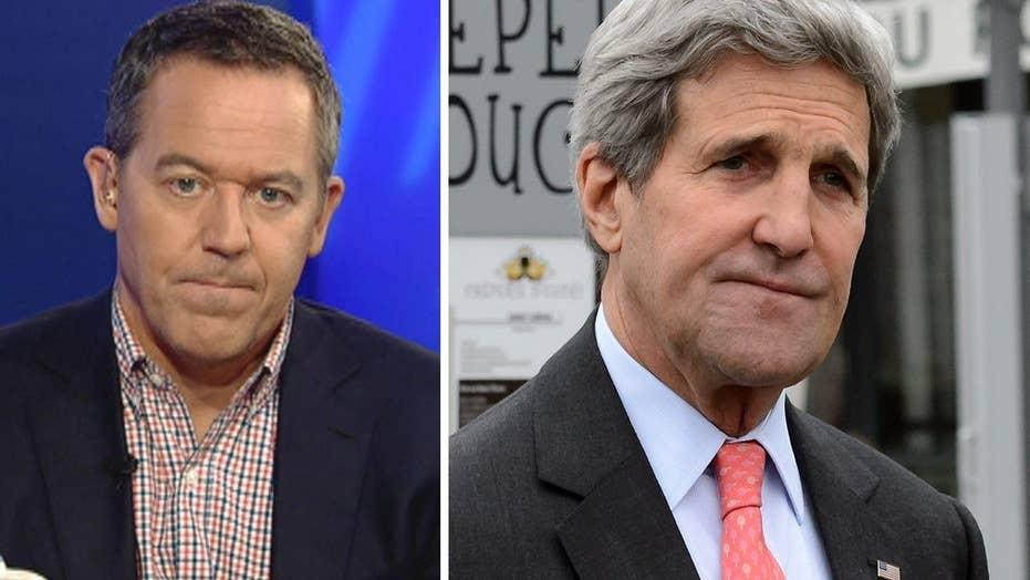 Gutfeld: For John Kerry, ignorance is bliss