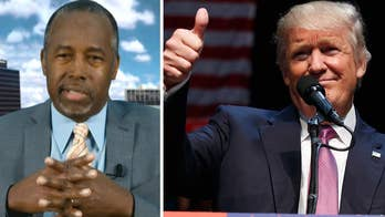 Carson: Trump just wants to enforce immigration laws