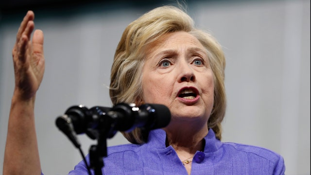 Clinton has not held news conference since December 2015