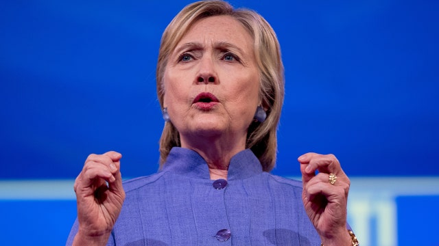 Clinton highlights her role in raid that killed Bin Laden