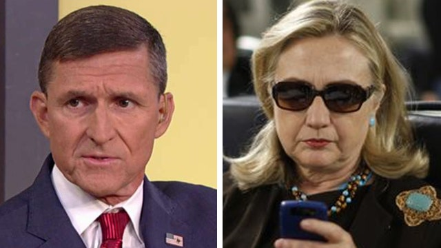 Flynn: Clinton emails an 'incredible perpetuation of fraud'