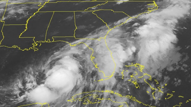 Tropical Storm Hermine bearing down on Florida coast