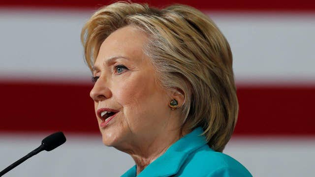 Growing concern over Clinton's 'pattern of reckless conduct'