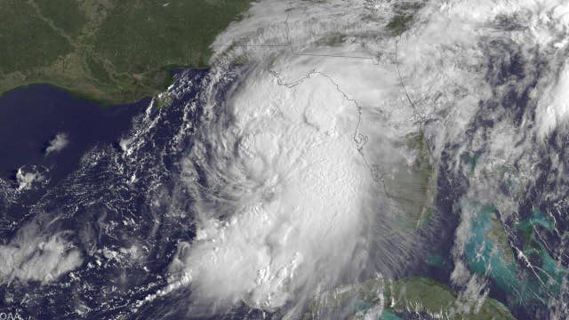 Hermine gains strength, upgraded to hurricane