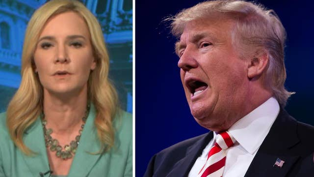 A.B. Stoddard: Trump has technically softened on immigration