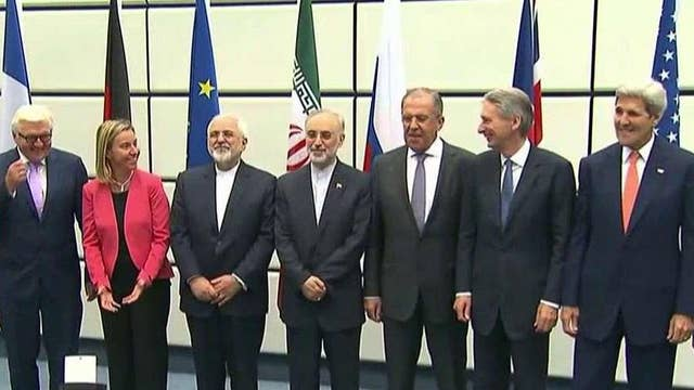 Deal granted exemptions to Iran in order to meet deadline