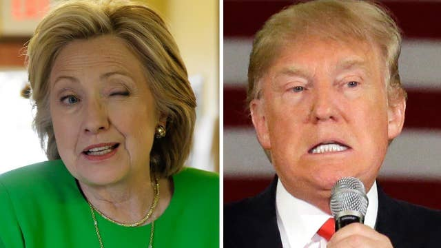 Fox News Poll: Clinton, Trump will do anything to win?