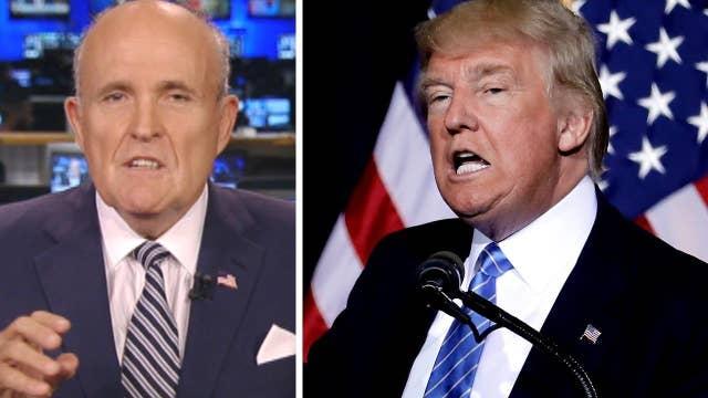 Giuliani: Trump will focus first on criminal illegal aliens