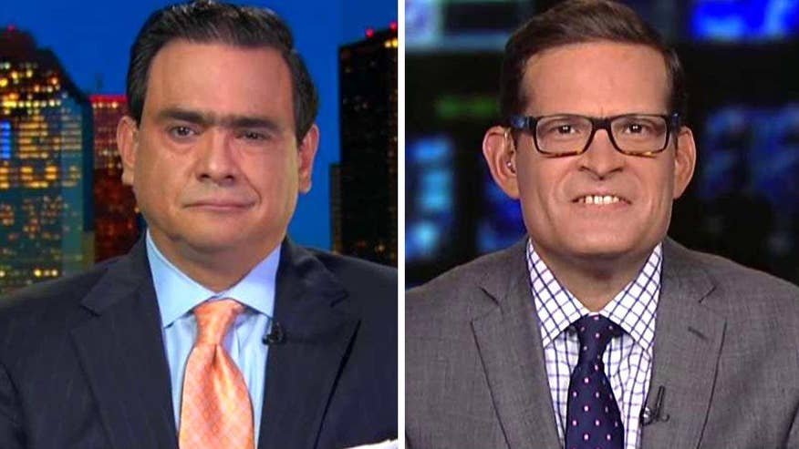 Jacob Monty and Alfonso Aguilar explain on 'The Kelly File'