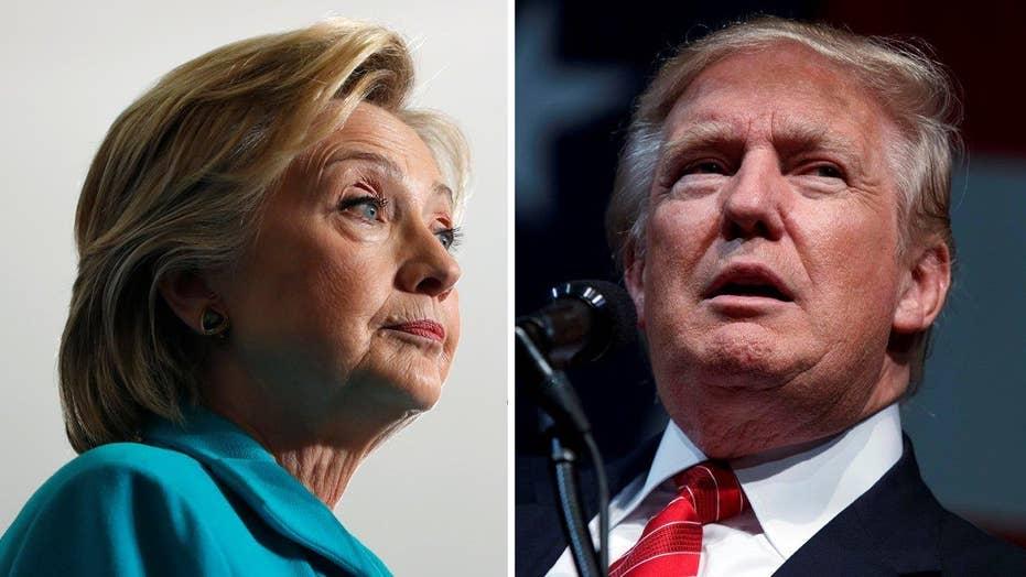 Fox News Poll: Trump narrows Clinton's lead