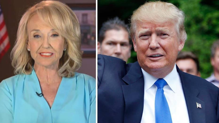 Jan Brewer on immigration plan: Donald can make it happen