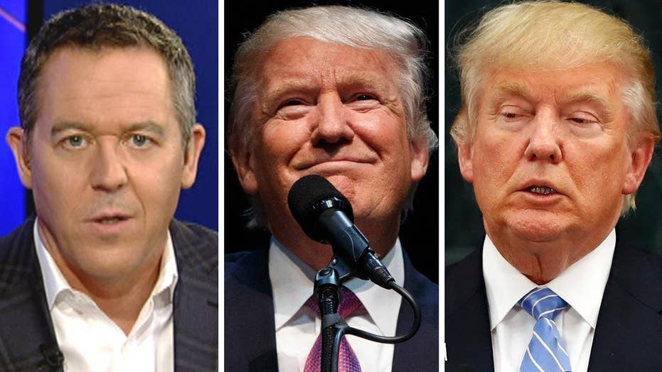 Gutfeld: Trump's 'good cop, bad cop' immigration events