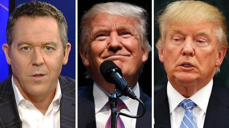 Gutfeld: Trump's 'good cop, bad cop' immigration events