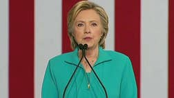 "The -page FBI summary released Friday of Hillary Clinton's July  interview in the criminal email investigation shows bureau agents focused their questions to her on the  ""Top Secret"" emails considered too damaging to national security to make public."