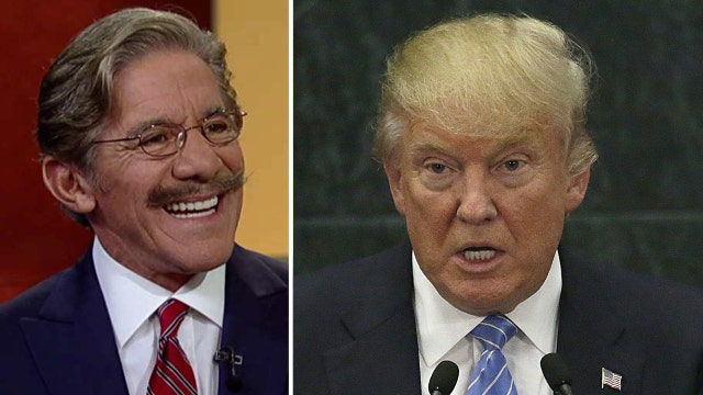 Geraldo's take on Trump's Mexico trip, immigration speech