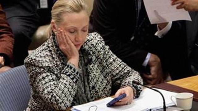 Hillary Clinton's State Dept. schedules to be released