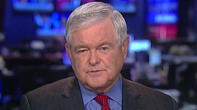 Newt Gingrich rates Donald Trump's big week
