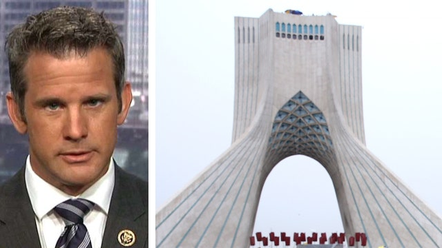 Kinzinger: Dems must be held accountable for Iran nuke deal