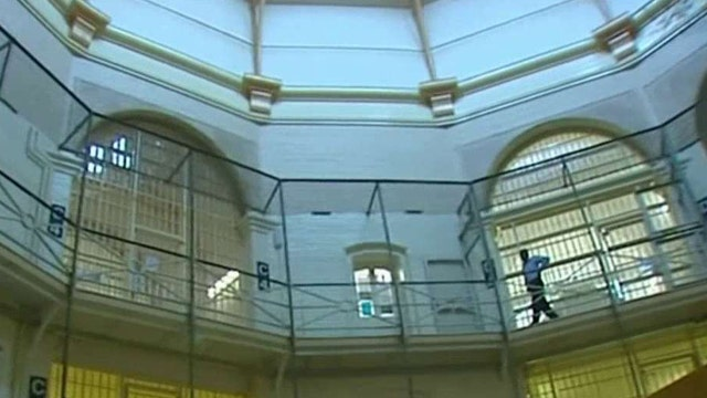 UK prisons have become a breeding ground for terrorists