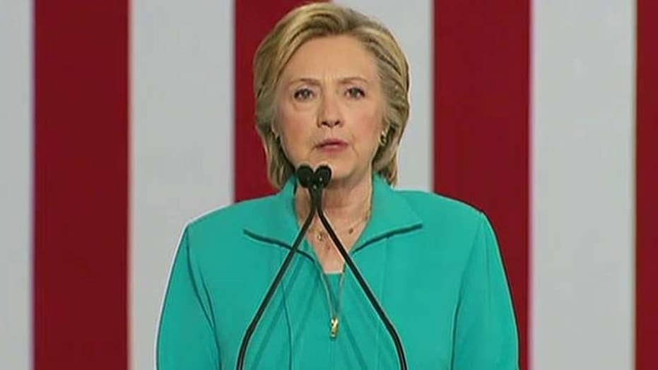 FBI releases dozens of documents from Clinton investigation