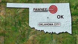 Earthquake hits near Pawnee