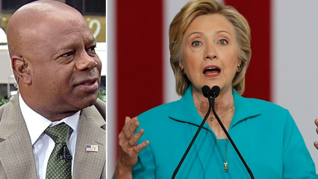 David Webb: Clinton can't be both ignorant and qualified