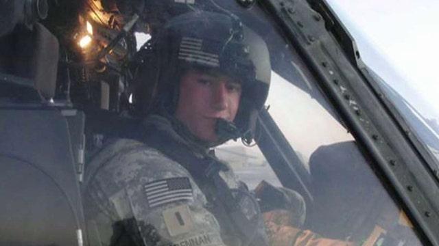 Afghanistan veteran fights for 'war on terror' DC memorial