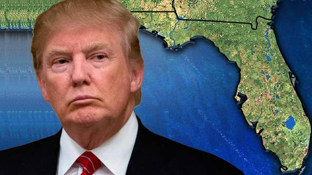 Trump's lack of ground game in Florida raises questions