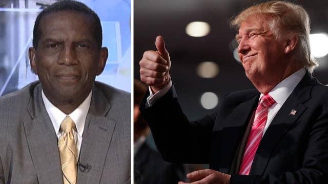 Burgess Owens: Trump's Detroit remarks were 'refreshing'