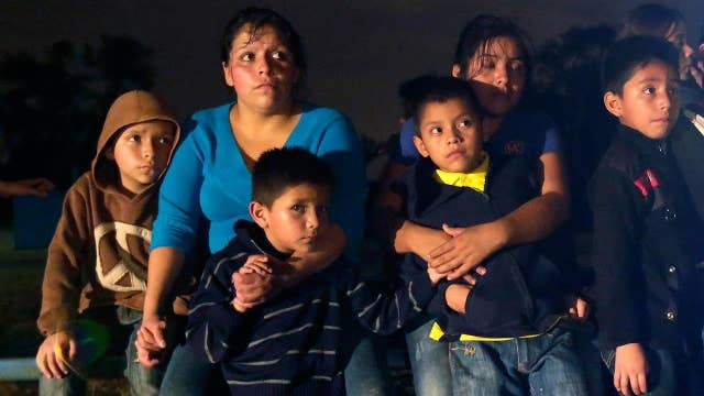 Report: 8 out of 10 captured illegal immigrants not deported