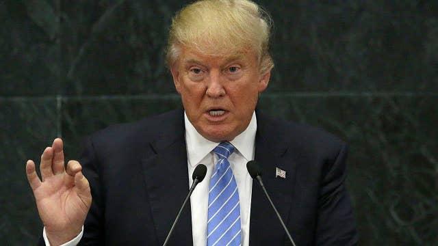 Bashing Trump on immigration