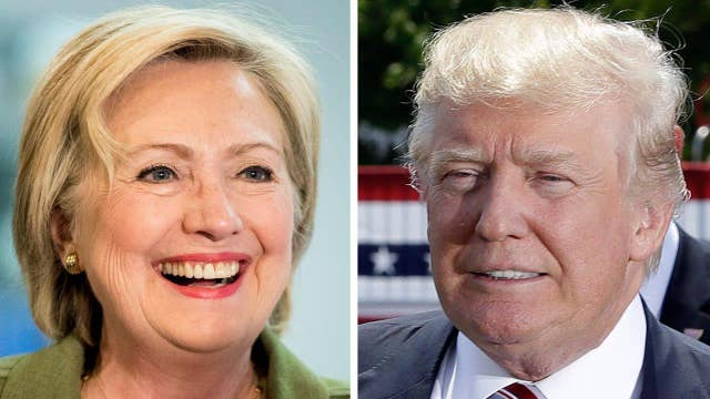 Trump, Clinton target battleground voters in Ohio
