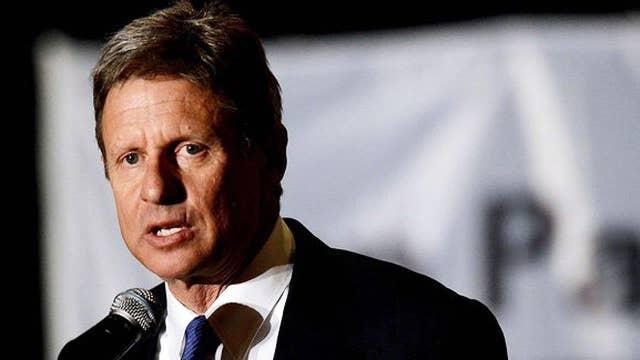Spoiler alert: Gary Johnson receives big endorsement