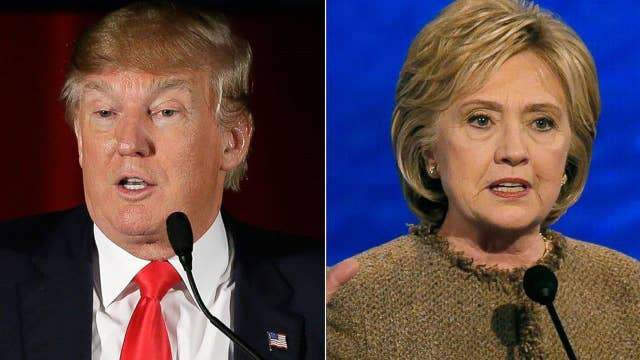 Clinton, Trump diverge on debate preparation