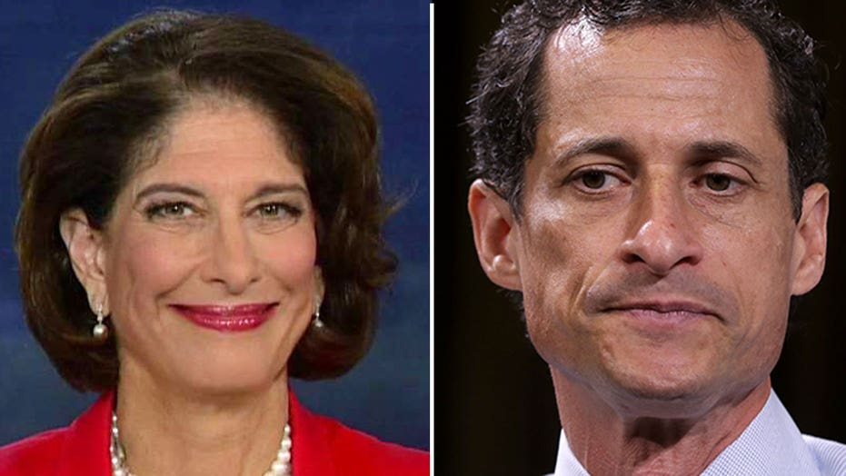 Press pounces on Weiner sexting