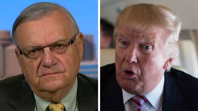 Sheriff Arpaio: Trump's immigration plan missing one thing