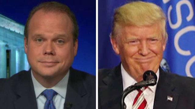 Chris Stirewalt: Trump should stop talking about immigration