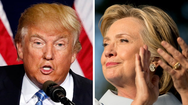 Race for the White House enters the final stretch
