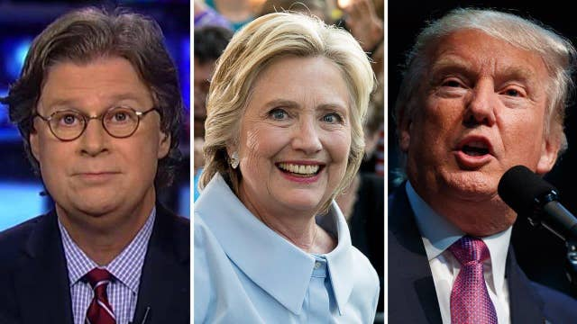 Byron York explains why presidential polls are tightening