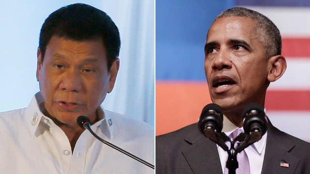 Meeting between Obama, Philippines president canceled