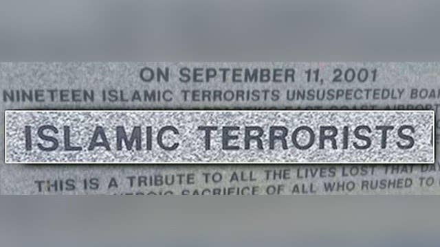 Muslim group outraged over 9/11 memorial