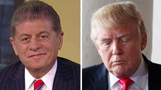 Napolitano on danger to Trump when it comes to immigration