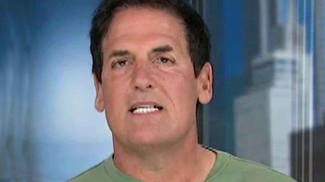 Cuban: Trump is the 'master of headline porn'