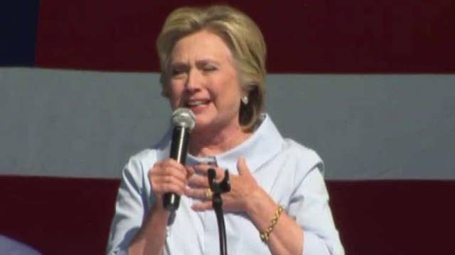 Clinton's coughing fits raise new medical questions