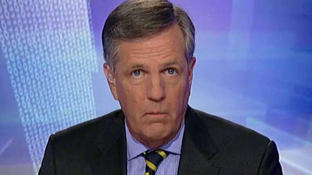 Brit Hume goes 'On the Record'