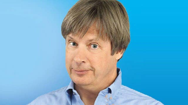 Alan Colmes and Dave Barry