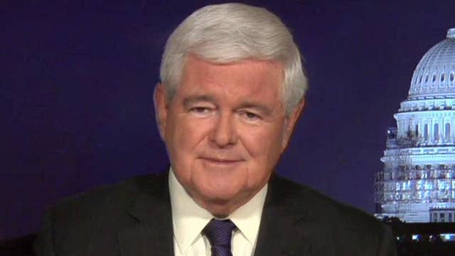 Newt Gingrich on why polls are tightening in the 2016 race