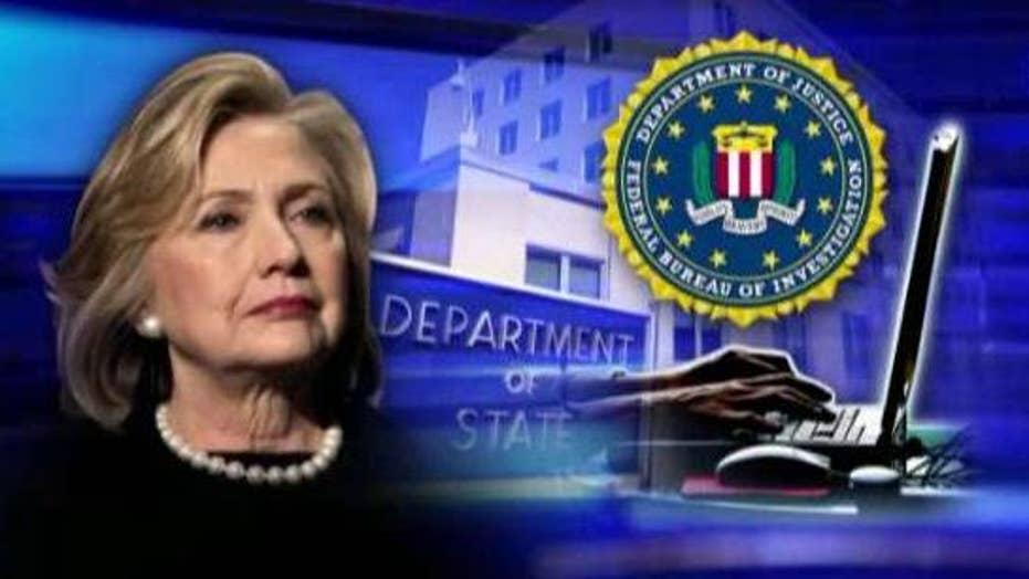 FBI: 13 of Clinton's mobile devices are unaccounted for