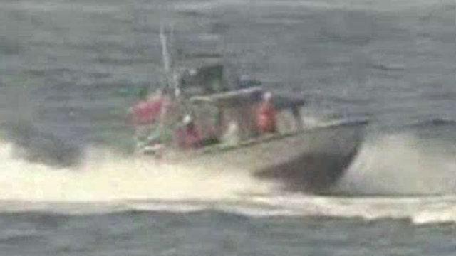 Iranian boats intercept US Navy ships again