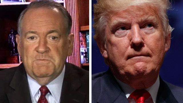 Huckabee: 'Huge mistake' for Trump to release tax returns